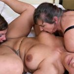 Orgia com Lesbicas Coroas Safadinhas
