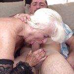 Sexo com Vovó Safada