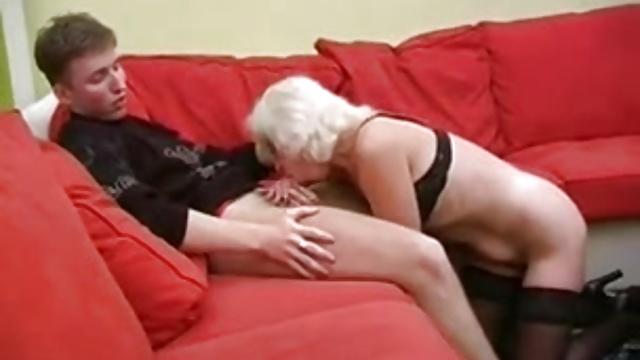 big clit grandma